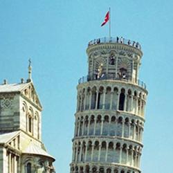 Верх башни