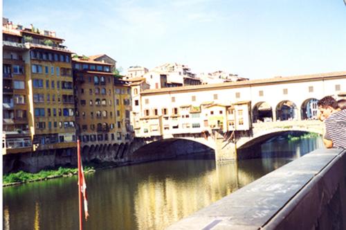 Старый мост Флоренции