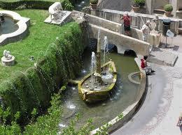 фонтан Ла Ромметта