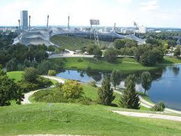 Олимпийский парк Мюнхена