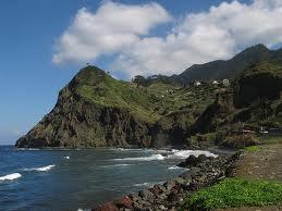 остров Мадейра вулканического происхождения