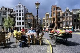 Столица Голландии