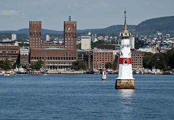 Столица Норвегии