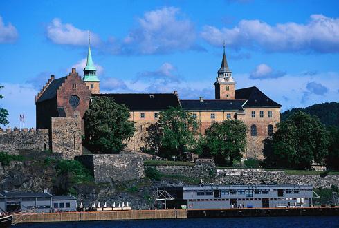 Столица Норвегии Осло