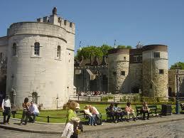Замок Тауэр