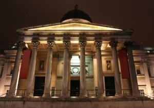 Национальная галерея Лондон