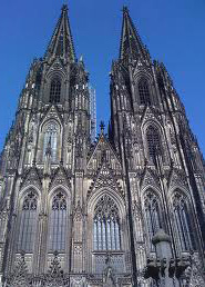 Соборы Германии - собор в Кельне
