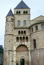 Соборы Германии - собор в Трире