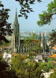 Соборы Германии - собор в Ульме