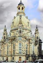 Соборы Германии - собор в Дрездене