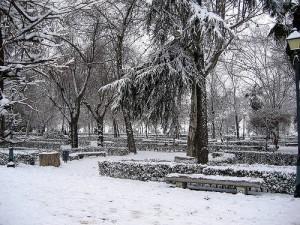 Погода в Испании в январе
