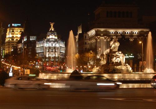 Погода в Испании в январе - Мадрид