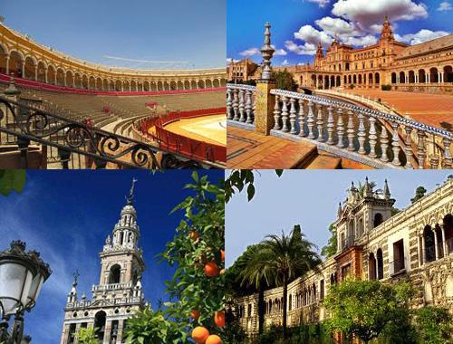Севилья Испания2