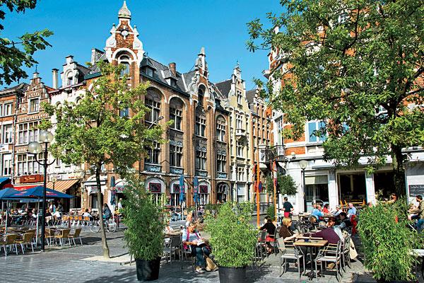 Гент Бельгия2