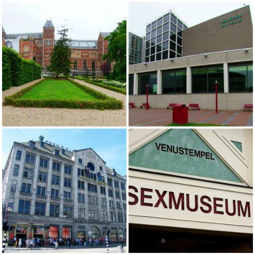 Музеи Амстердама2