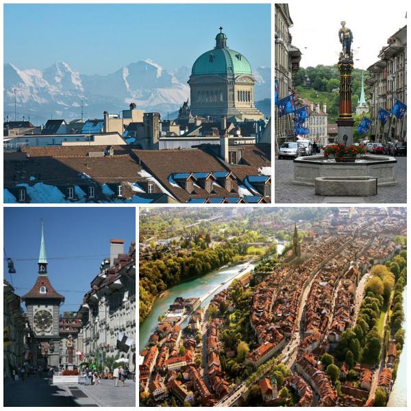 Столица Швейцарии-2