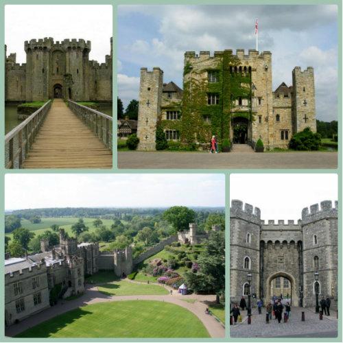 Замки Англии-2