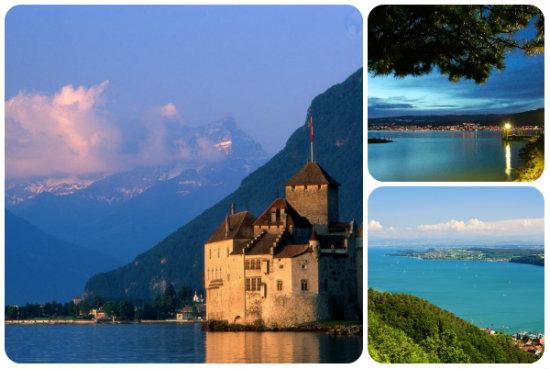 Озера Швейцарии-2