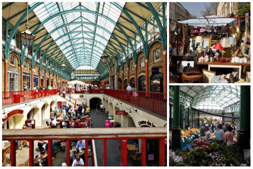 Рынки Лондона-2