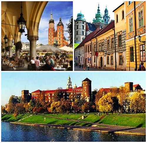 Краков Польша-2
