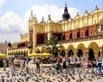 Краков Польша