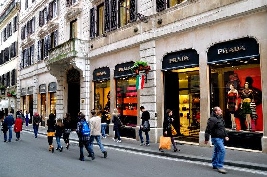 Где покупать в Риме