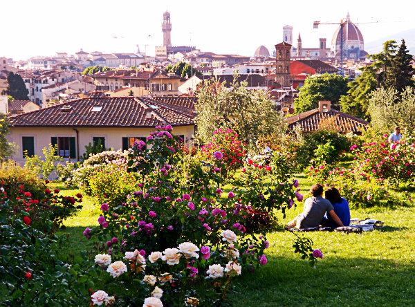 Италия весной-2