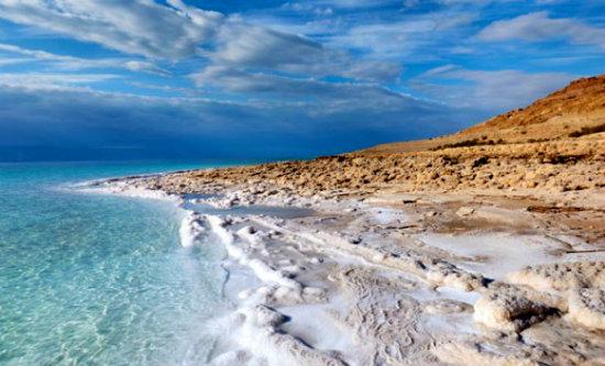 Где находится Мертвое море-2